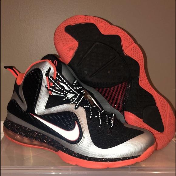 Shoes | Lebron 9 Mango Size 15 | Poshmark